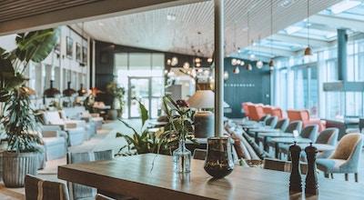 Bistro och lounge, Torekov Hotell, Båstad, Sverige