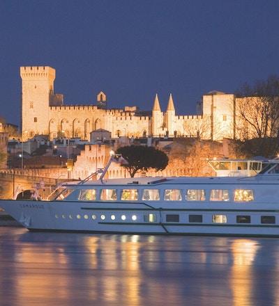MS Camargue i Avignon