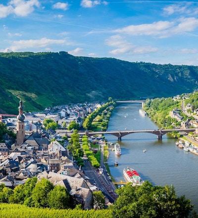 Moseldalen tyskland