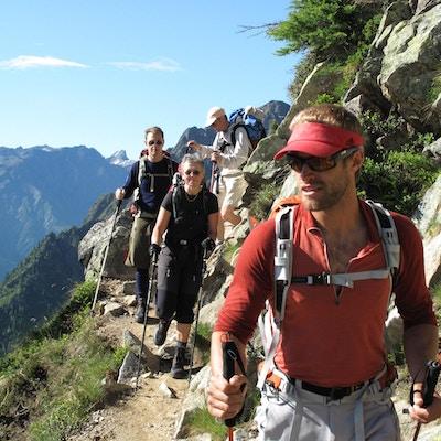Chamonix zermatt haute route vandring 2