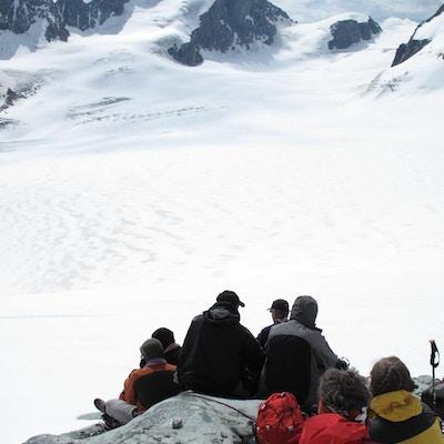 Chamonix zermatt haute route vandring 1