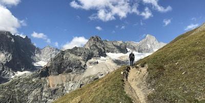 Courmayeur mont blanc vandring 6