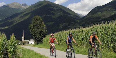 Dolomiterna cykel 3