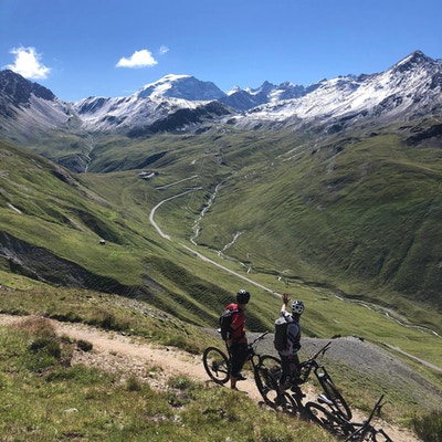 Livigno mountainbike 8