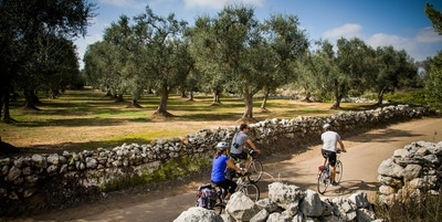 Apulien cykel 3