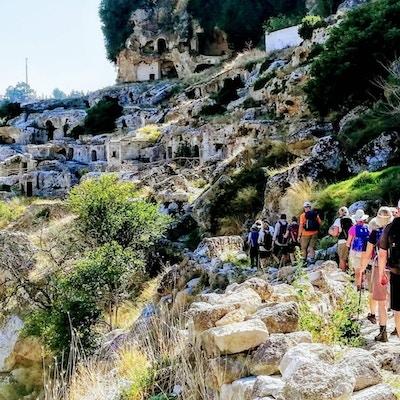 Apulien matera vandring 16