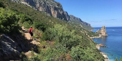Sardinien supramonte vandring 2