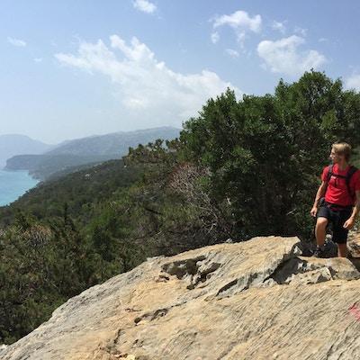 Sardinien supramonte vandring 4