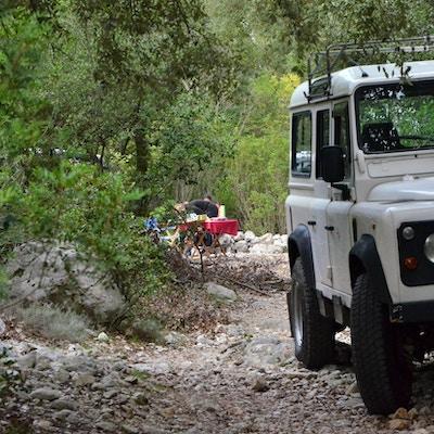 Sardinien supramonte vandring 6