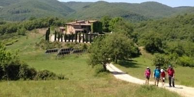 Toscana vandring 10