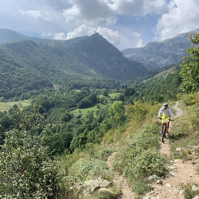Via del sale mountainbike 11
