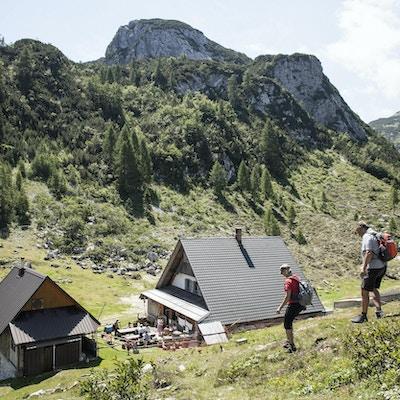Slovenien julianska alperna vandring 3