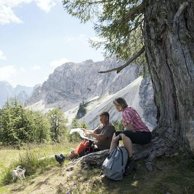 Slovenien julianska alperna vandring 4