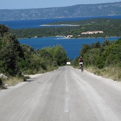 Bat cykel kroatien dalmatien 1