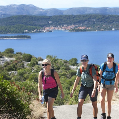 Vandring kroatien 10