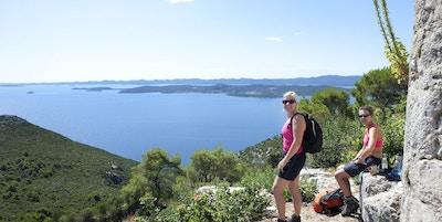 Vandring kroatien 11