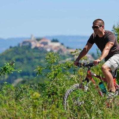 Kroatien istrien cykel 1