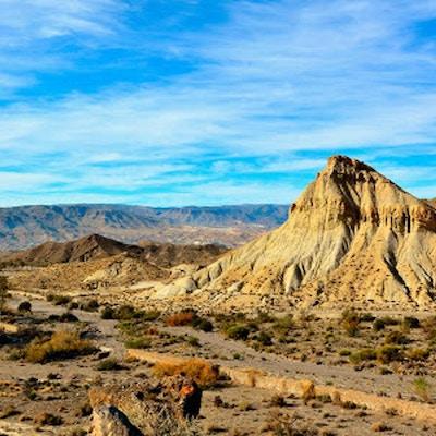 Desierto de tabernas andalucia