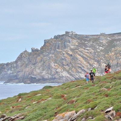 Galicien vandring camino dos faros 11