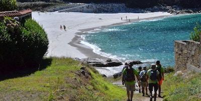 Galicien vandring camino dos faros 10