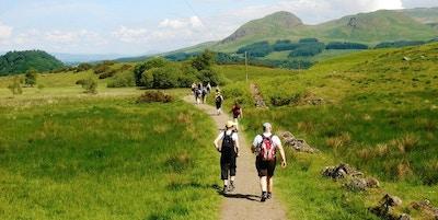 Skottland vandring west highland way 3