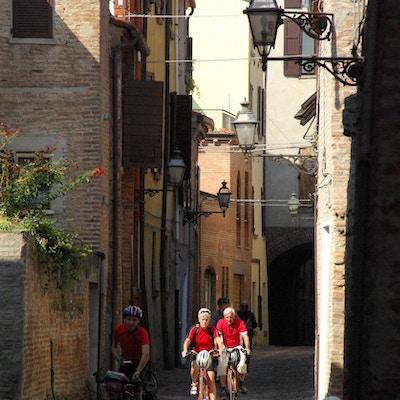 Venedig cykel