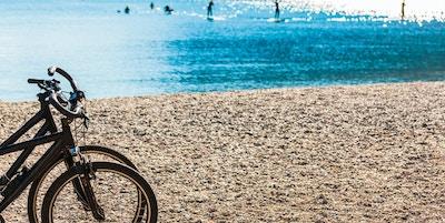 Gardasjön är den största och vackraste italienska sjön