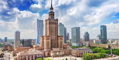 Kulturpalatset Warszawa