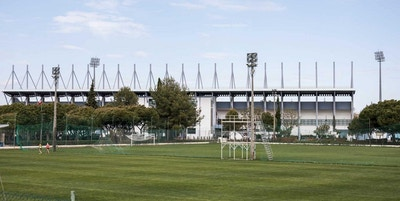 Vila Real de Santo António Sports Centre, Algarve, Portugal