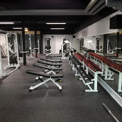 Stort gym, Farsö, Danmark