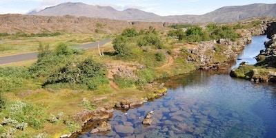 Island thingvellir nationalpark silfra gyllene cirkeln1