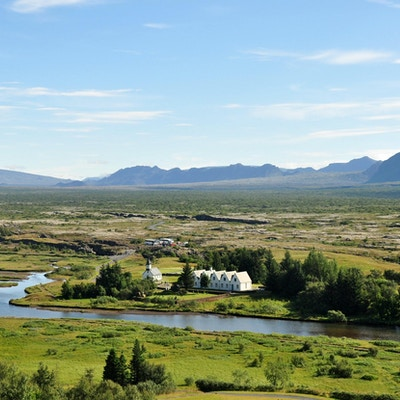 Island thingvellir nationalpark gyllene cirkeln1