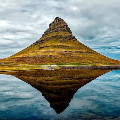 kirjufell Island