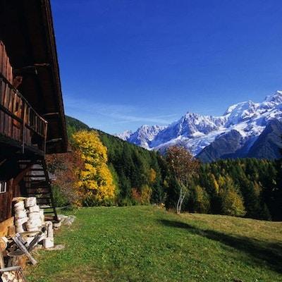 Chamonix zermatt haute route vandring 6