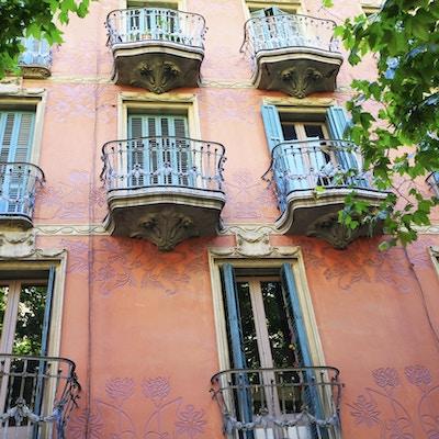 Lägenheter på Rambla del Poblenou