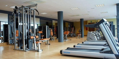 Gym, Crol Centre Calella, Spain