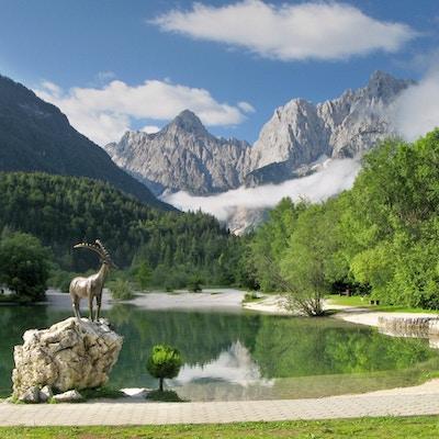 Trerikescykling osterrike italien slovenien 1
