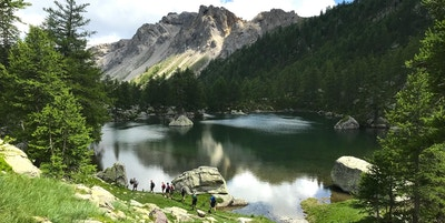 trekking i mercantour