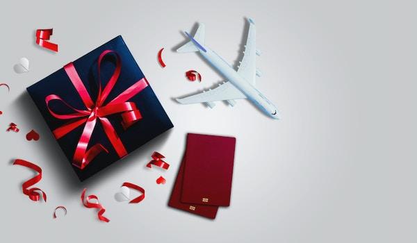 Illustrasjon presentkort