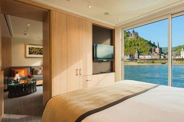 Lugar på Viking River Cruises.